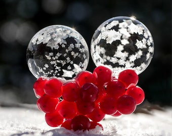 Bubbles on Berries