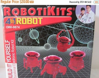 ON SALE Robot Kit-Robotikits-4In1 Robot