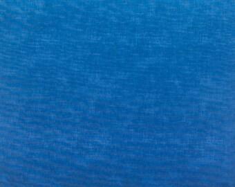 1/2 yard of Timeless Treasure Studio Ombre Blue fabric C4700
