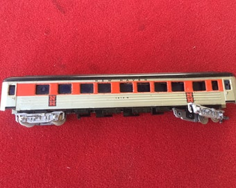 RARE Fleischmann model train passenger car New Haven 1414N