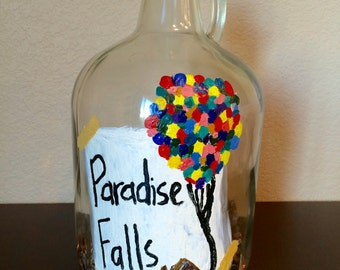 Paradise Falls Money Jar - UP