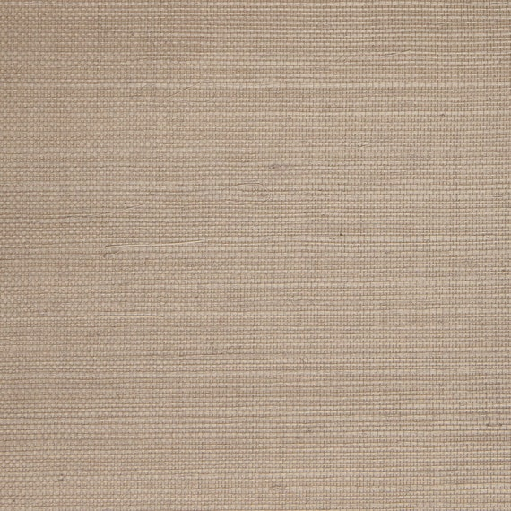 White Grasscloth Wallpaper: Fine Weave Grasscloth Grey & White Wallpaper By WallsRepublic