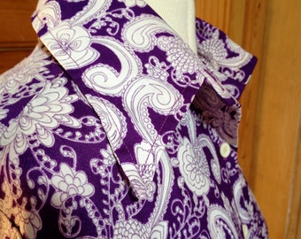 1970s vintage paisley shirt