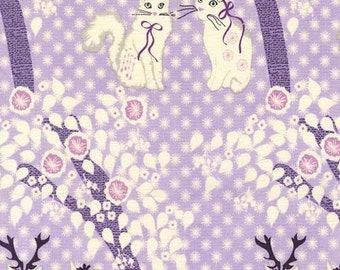 Native Territory in Lilac, The Highlands, by Violet Craft for Michael Miller Fabrics 2153