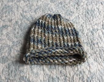 Knit Stocking Hat