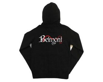 Castlevania: Belmont Clan Mens Zip-up Hoodie
