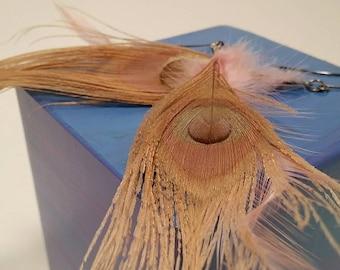 Birds of a Feather Drop Earrings