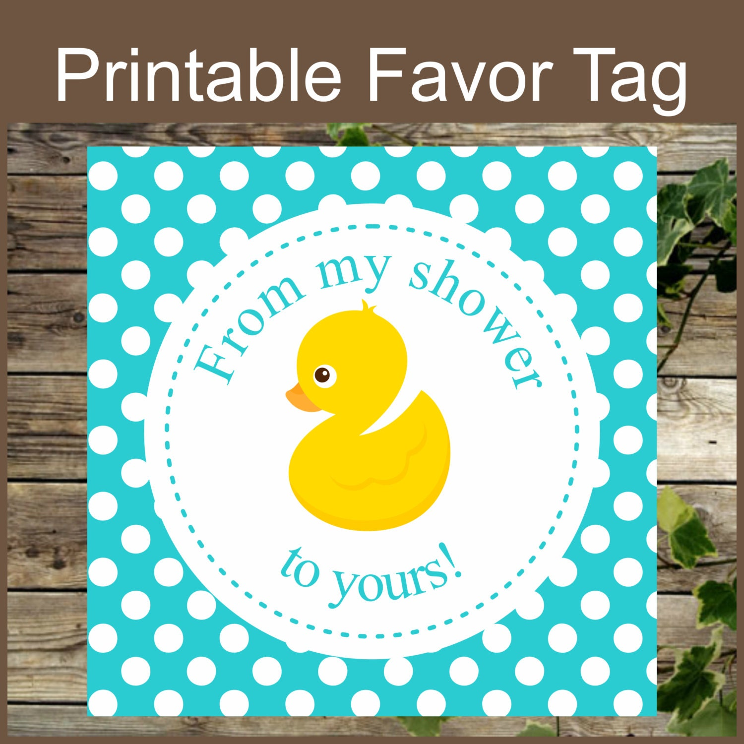 It is an image of Witty Printable Baby Shower Favor Tags