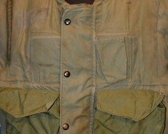 Rare 1955 US Marine Corps vest