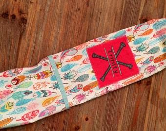 Personalized Baton Bag