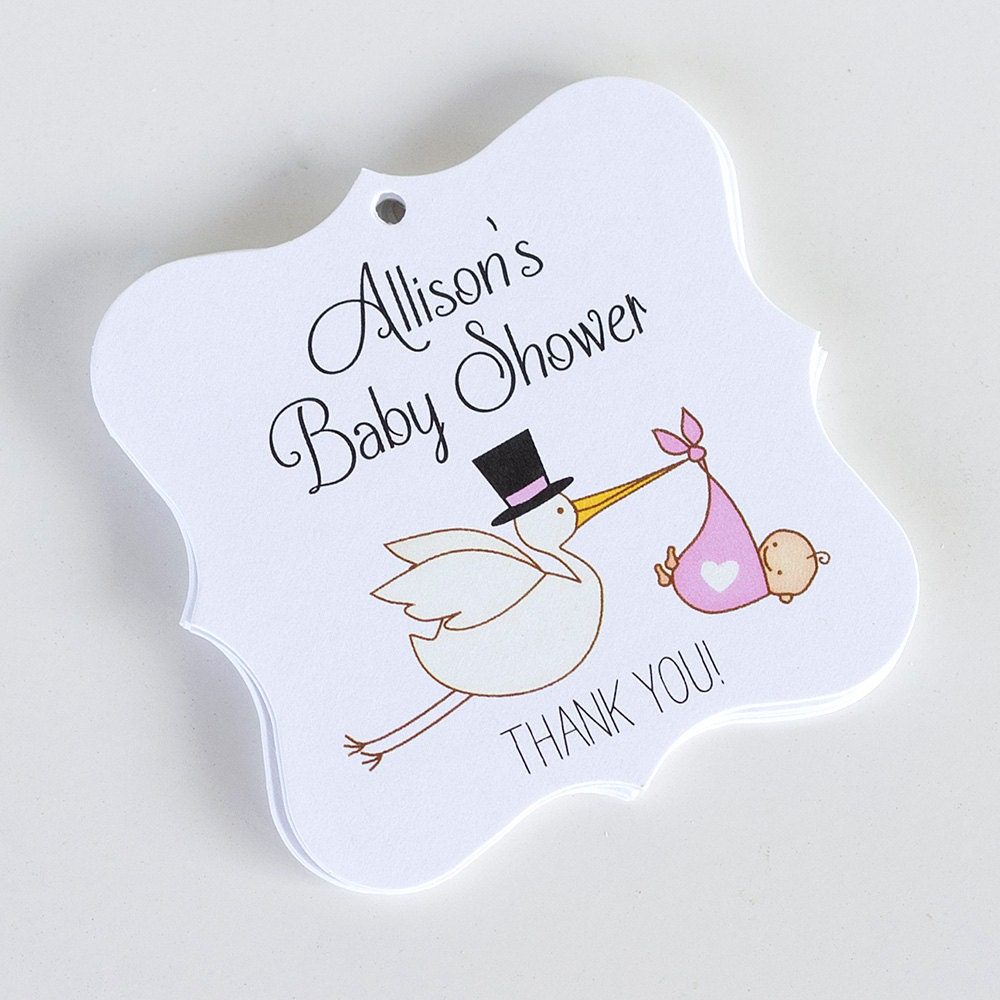 baby shower tags sweet baby shower favor tags by orangeumbrellaco