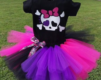 Monster High Tutu Outfit