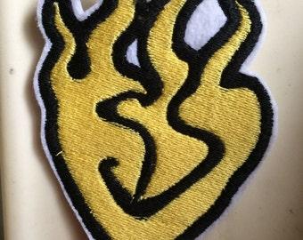 RWBY- Yang Xiao Long Symbol Sew-on Patch