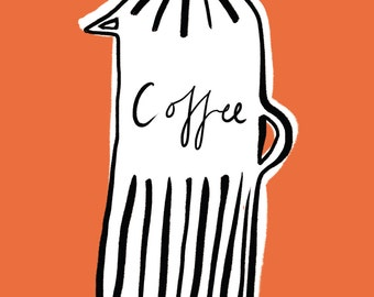 Coffee Time Print