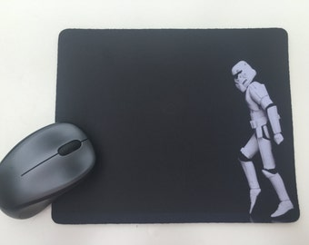 Dancing Stormtrooper - Funny Star Wars Mousepad / Mouse Mat