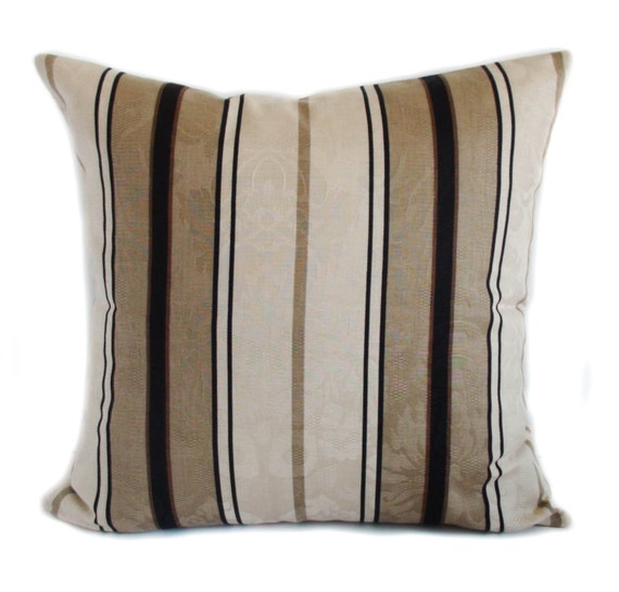 Brown pillow covers throw pillows couch pillow sofa - Throw pillows for brown sofa ...
