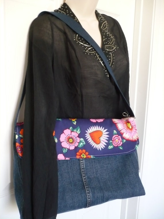 Upcycle Purse Diaper Bag