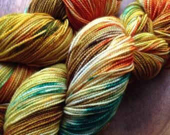 SALE - MCN High Twist Sock - Foliage