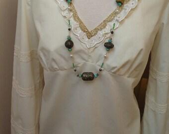 Ladies Bell Sleeve Top
