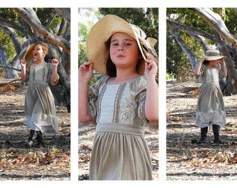 Ooak Vintage country Dress