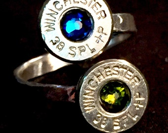 Sam/Cas Winchester Ring