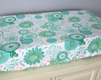 Sea Urchin Standard Changing Pad Cover
