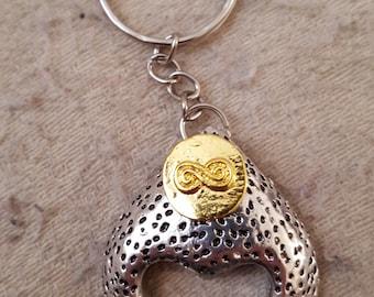 Jareth Necklace Keychain