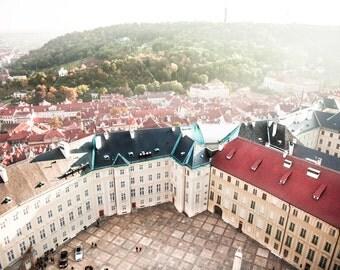 """Prague Photography, Prague Castle, """"Castle Grounds"""""""
