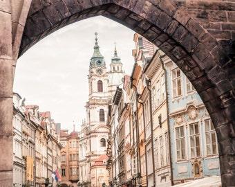 "Prague Photography, ""Pastels"""