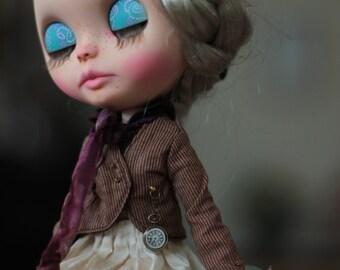 Helena.Ooak Custom Blythe Doll