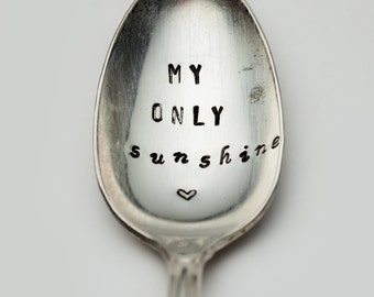 My Only Sunshine Spoon