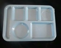 Cafeteria-Style Sectional Trays by Tucker Housewares©