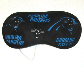 Sleep Mask Carolina Panthers NFL Sports Mask