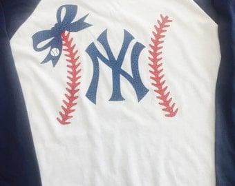 NY Yankees Baseball Shirt