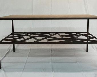 Reclaimed Chestnut Table