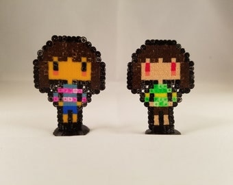 Undertale Frisk or Chara Stands / Magnets Pick One or Both