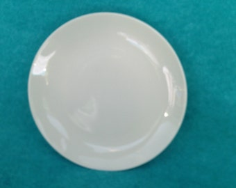 "Castleton China Museum White by Eva Zeisel 8 1/4"" Salad Plate - Multiple Available"