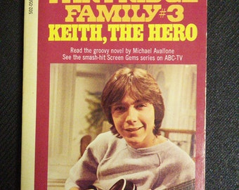 The Partridge Family #3: Keith the Hero Vintage Book