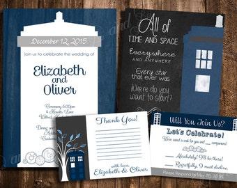 The Princess Bride Printable Wedding Invitation Save the