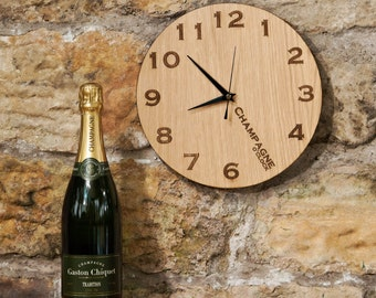 It's champagne o'clock