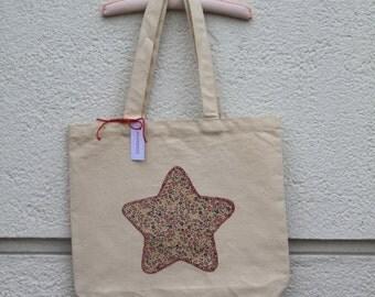 Excellent quality tote bag. 100% ecologic cotton