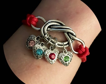 All My Love Forget Me Knot Bracelet