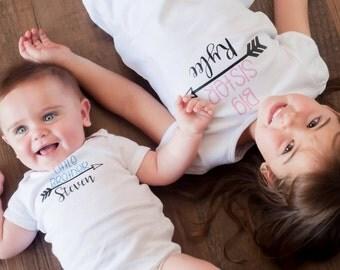 big sister little brother shirts big sister little brother matching shirts big sister shirt little brother shirt big sister to be siblings