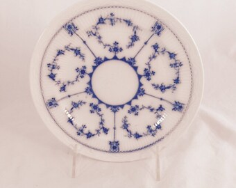 Furnival Antique Flow Blue Plate