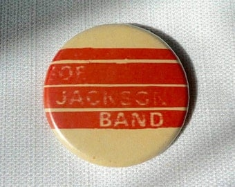 Vintage Late 1970s Joe Jackson Band Pin / Button / Badge