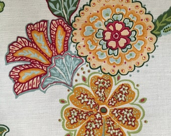 Desert Floral - Upholstery Fabric by the Yard - Duralee
