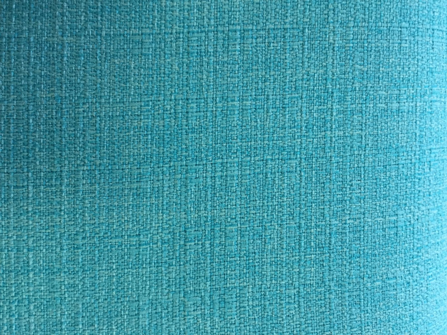 Turquoise Linaire Fabric 100 Polyester Drapery Fabric
