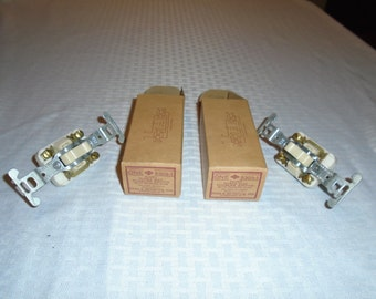 Vintage NOS Electrical Switches / Electrical Parts / Home Improvement / Up cycle / architectural salvage / Light Switch