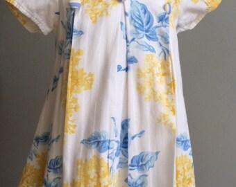 Vintage Girl's Dress, Baby Lulu Dress