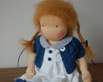 Waldorf doll, Steiner doll